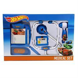 Hot Wheels 6 Parça Kutulu Işıklı Doktor Seti