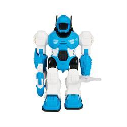 Storm Brave Sesli ve Işıklı Yürüyen Robot 25 cm