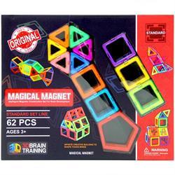 62 Parça Magical Magnet Oyun Seti