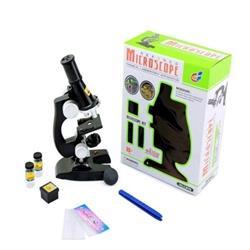 Kutulu Oyuncak Eğitim Seti Mikroskop