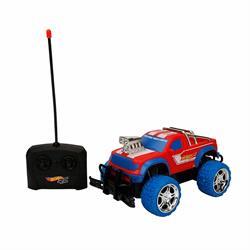 1:18 Uzaktan Kumandalı Hot Wheels Off Road Truck Araba 23 cm.