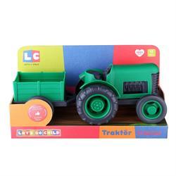 Lets Be Chıld Plastik Oyuncak Traktör