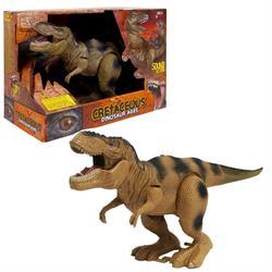 Cretaceous Dinozor  Sesli Hareketli Oyuncak