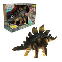 Stegosaurus Dinozor  Sesli Hareketli Oyuncak