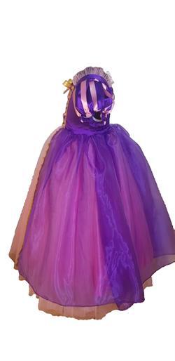 9-11 Yaş Tarlatanlı Kız Çocuk Kostümü