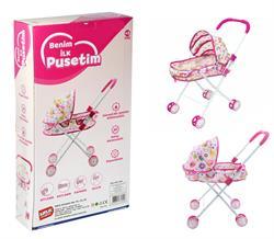 Oyuncak Yataklı Puset Bebek Arabası