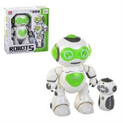 Oyuncak Uzaktan Kumandalı Dans Eden Robot
