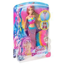 Barbie Işıltılı Gökkuşağı Deniz Kızı Bebek