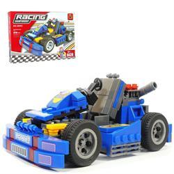 Ausını 216 Parça Racing Mini Oyuncak Lego Seti