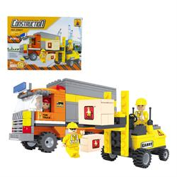 Ausini 219 Parça  İnşaat Seti Mini Lego Oyun Seti