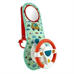 Babycim Araba Oyun Arkadaşım Seti