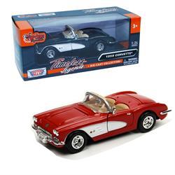 Corvette 1959 Model Araba 1:24