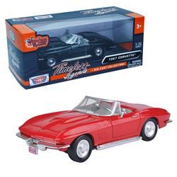 Corvette 1967 Model Araba 1:24