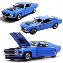 Ford Mustang Sportsroof 1971 Model Araba 1:24