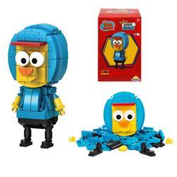 218 Parça Kral Şakir Figür Mini Lego Seti