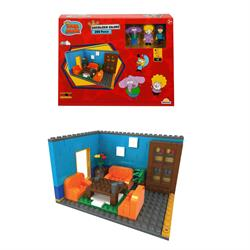 266 Parça Kral Şakir ve Ailesinin Oturma Odası Lego Seti