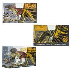 Yarı İskelet Giganotosaurus Dinozor Oyuncak