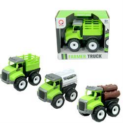 3 Model Farmer Truck Kırılmaz Harika Kamyonlar 1 Adet Fiyatıdır
