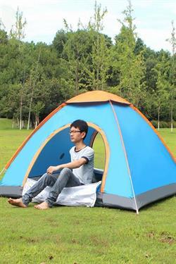 6 Kişilik Pratik Kamp Çadırı 220x250x150 Cm