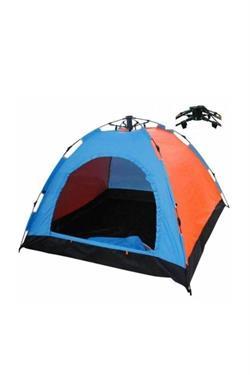 4 Kişilik Otomatik Kurulum Kamp Çadırı 200x200x140 Cm
