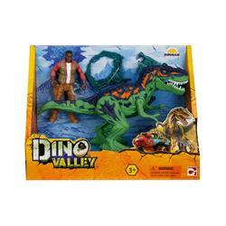 Dino Valley Figürlü Dinazor Oyun Seti