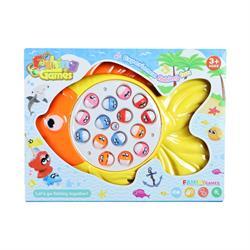 Balık Yakalama Oyunu Şaşkın Balık