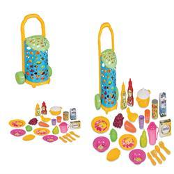 Candy & Ken Pazar Arabası Meyve Sebze Seti