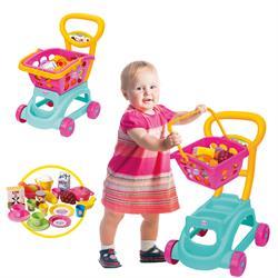 Candy & Ken Sepetli Market Arabası Sepeti Çıkabilir