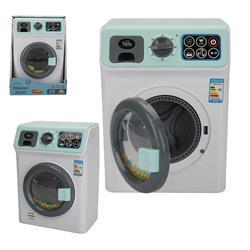 Hommy Sesli ve Işıklı Yeşil Çamaşır Makinesi