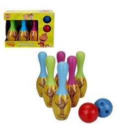 Kukuli Bowling 6 Labutlu Oyuncak Seti
