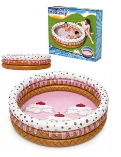 Bestway 160*38 Cm Pasta Desenli Çocuk Oyun Havuzu