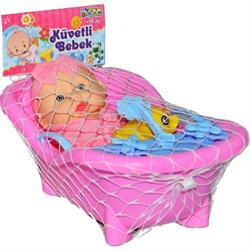Filede Oyuncak Banyolu Et Bebek Oyuncak Seti