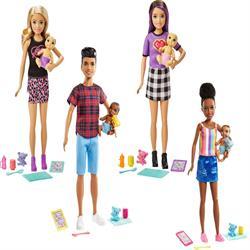 Barbie Bebek Bakıcısı Skipper Oyun Seti GRP10