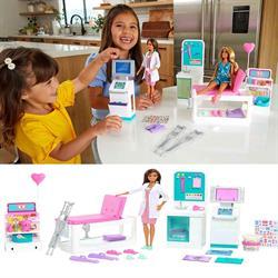Barbie'nin Polikliniği Oyun Seti GTN61