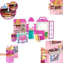 Barbie'nin Muhteşem Restoranı Oyun Seti GXY72