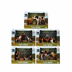 Farm World Çiftlik Hayvanları Seti 1 Adet Fiyatıdır
