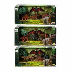 Dinozorların Dünyası 5'li Oyun Seti 1 Adet Fiyatıdır