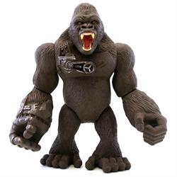 Jurassic Clash Siber Goril 27 cm.