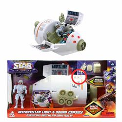 Star Troopers Interstellar Uzay Kapsülü