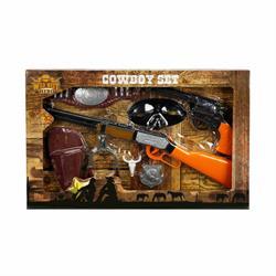 Tüfekli Kovboy Oyun Seti