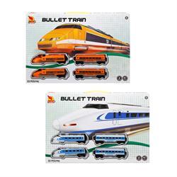 Sesli ve Işıklı Tren Seti 33 Parça 1 Adet Fiyatıdır