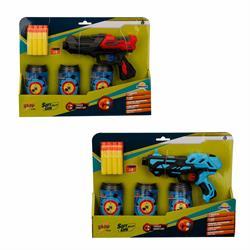 Zapp Sünger Dart Atan Silah 1 Adet Fiyatıdır