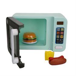 Little Chef Sesli ve Işıklı Mikrodalga Fırın