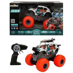 1:18 Uzaktan Kumandalı Spirit Beasts Beetle USB Şarjlı Araba 25 cm.