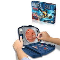 Kutulu Amiral Battı Kutu Oyunu