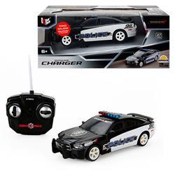 1:26 Uzaktan Kumandalı Dodge Charger Police Işıklı Araba