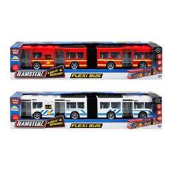 Teamsterz Sesli ve Işıklı Otobüs 1 Adet Fiyatıdır