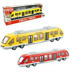 1:16 Sürtmeli Sesli Işıklı Yolcu Treni (Tramvay) 1 Adet Fiyatıdır