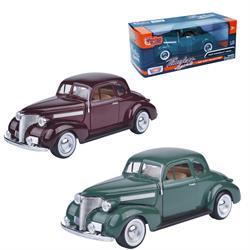 1:24 1939 Chevrolet Coupe Model Araba 1 Adet Fiyatıdır