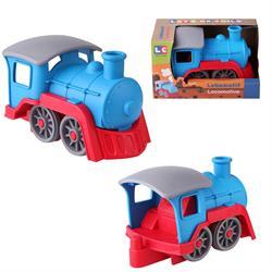 Sürtmeli Lokomotif Tren Oyuncak